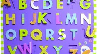 Английский алфавит для детей. Learn ABC. English for kids.
