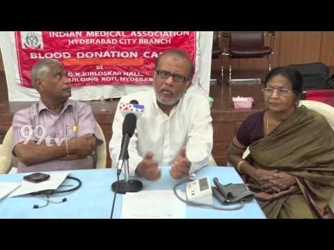 BLOOD DONATION CAMP INDIAN MEDICAL ASSOCIATION