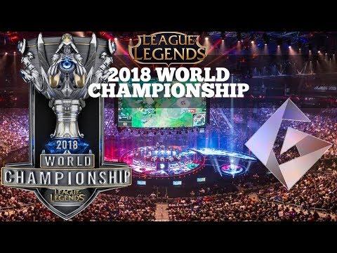 Worlds 2018 - League of Legends с Digggi и Lachkoy thumbnail