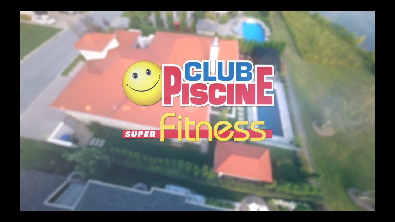 Club Piscine Super Fitness Construction De Priscine Creusee Youtube