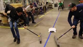Curling at FirstBuild