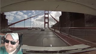 San Francisco, Golden Gate Bridge, & Parking Problems