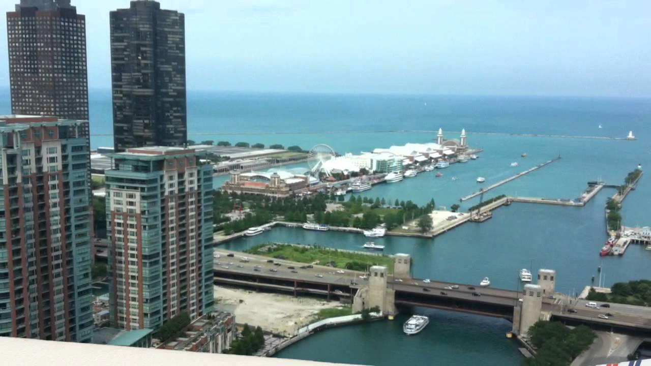 New Hotel At Navy Pier