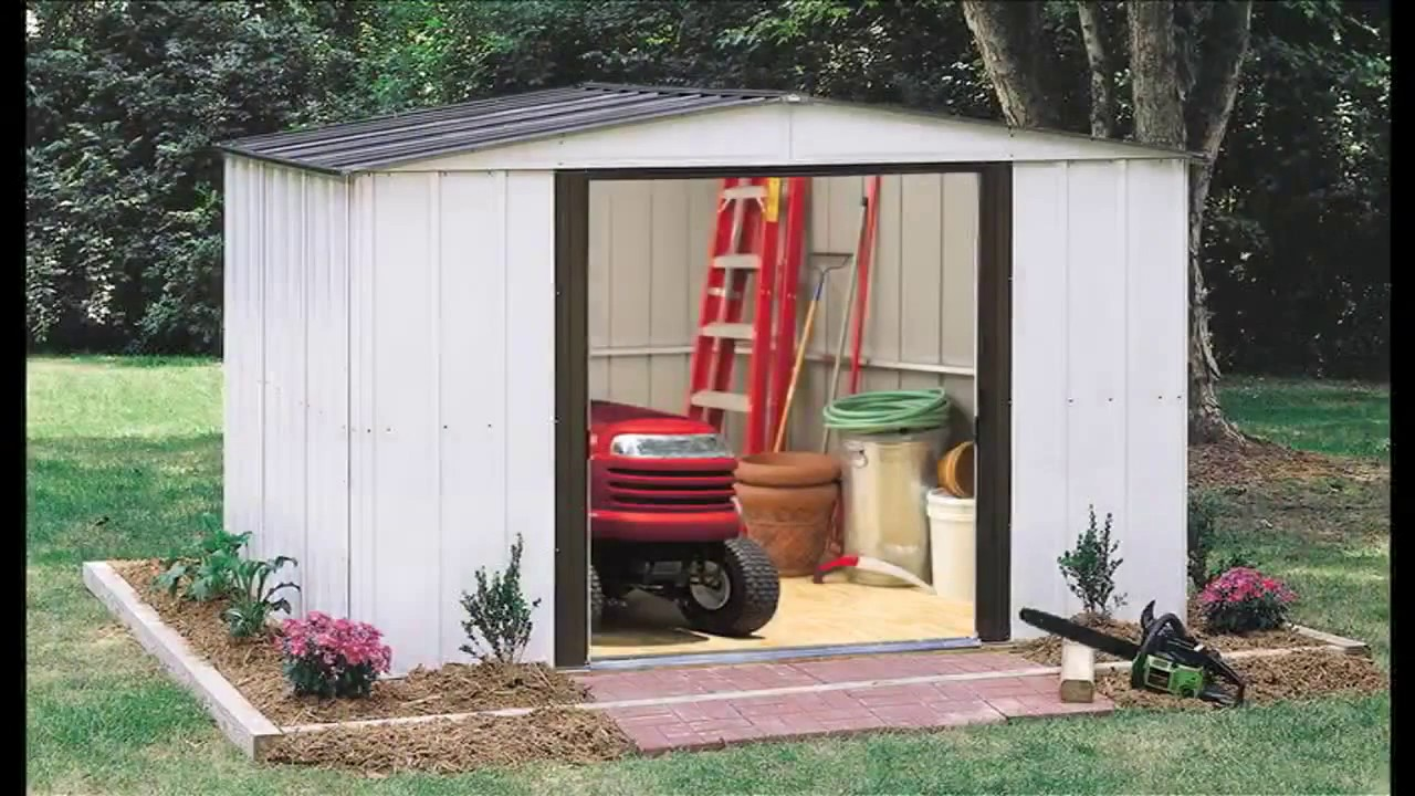 Steel Storage Sheds Arrow Newburgh Steel Storage Sheds Assembly Kitsuperstore