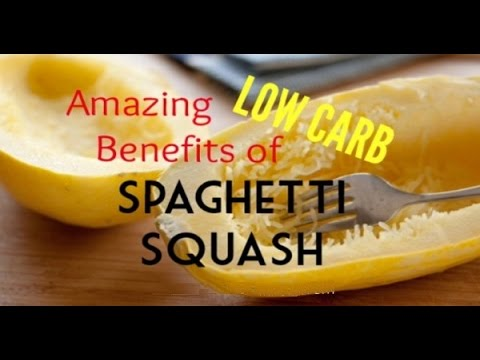 The SUPER HEALTH BENEFITS of SPAGHETTI SQUASH and how to cook it the right way! Ketogenic Approved!
