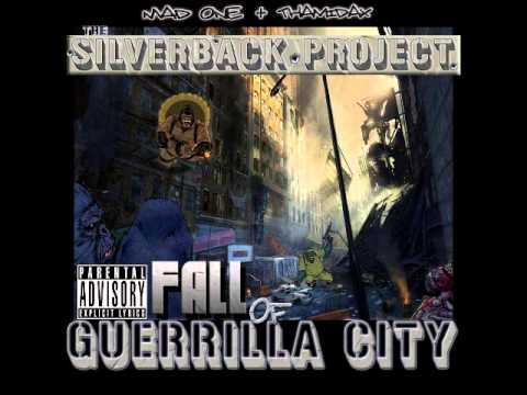 "The Silverback Project (Mad One + THAMIDAX) ""Fall Of Guerrilla City"" full album"