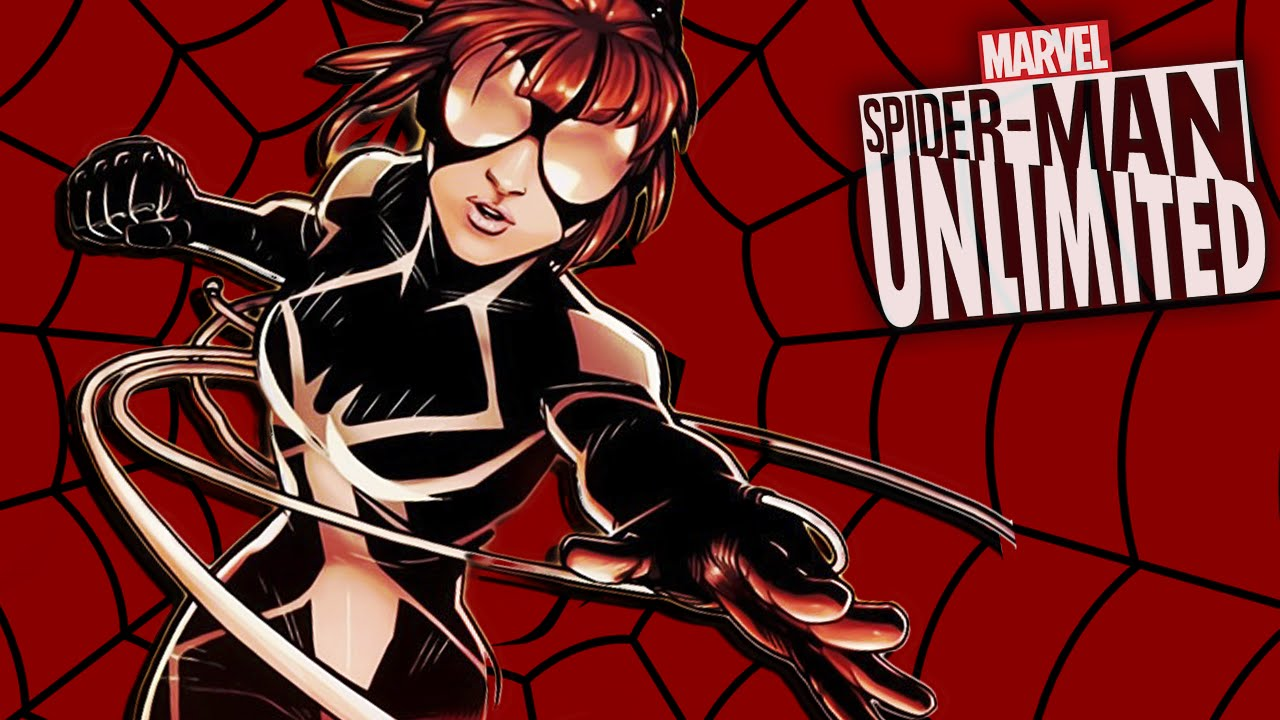 Spider-Man Unlimited - Anya Corazon SPIDER-GIRL - YouTube