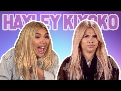 Hayley Kiyoko FUNNY MOMENTS Try not to Laugh!!
