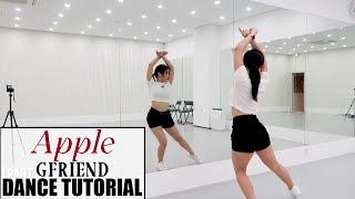 GFRIEND (여자친구) 'Apple' Lisa Rhee Dance Tutorial