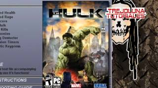 Remasterizacionde mi video : The incredible hulk 2008 TRUCOS ahora!!!
