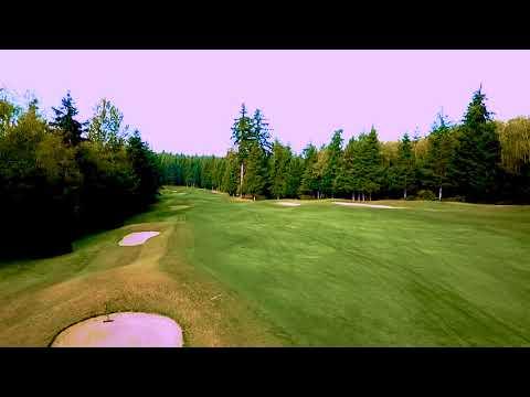 White Horse Golf Club Flyover