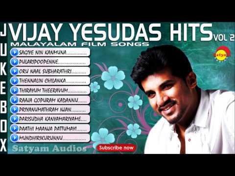 Vijay Yesudas Hits Vol - 2 | Evergreen Malayalam Songs