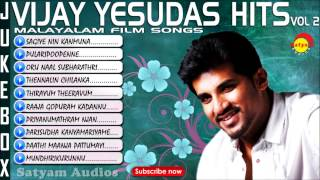 Vijay Yesudas Hits Vol - 2 | Evergreen Malayalam Songs