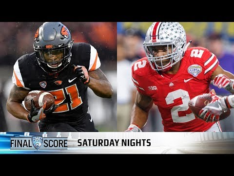 Oregon State-Ohio State football game preview