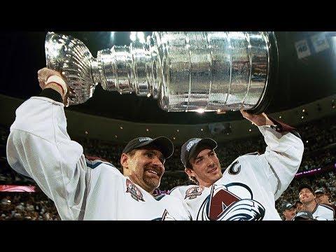 NHL Team Histories: Colorado Avalanche