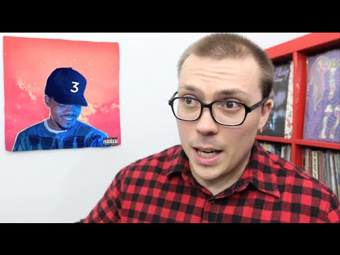 Chance The Rapper  Coloring Book MIXTAPE REVIEW