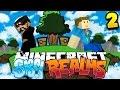 Minecraft: SKYREALMS CHALLENGE | EXTERMINATION!! [2]