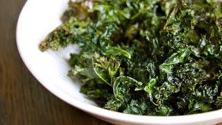 Kale Chips | Balanced Bites