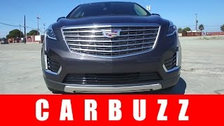 2017 Cadillac XT5 UNBOXING Review - Not Quite The BMW X3 Fighter It Should Be