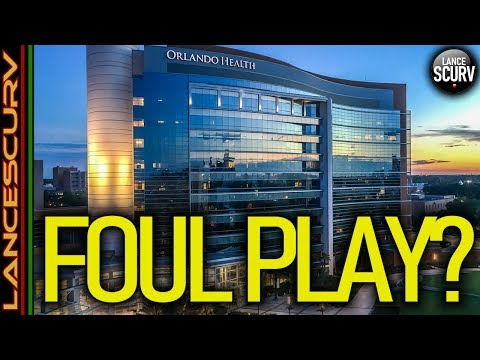 FOUL PLAY AT THE ORLANDO REGIONAL MEDICAL CENTER! - The LanceScurv Show