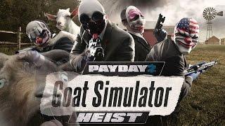 Payday 3 ou Goat Simulator?