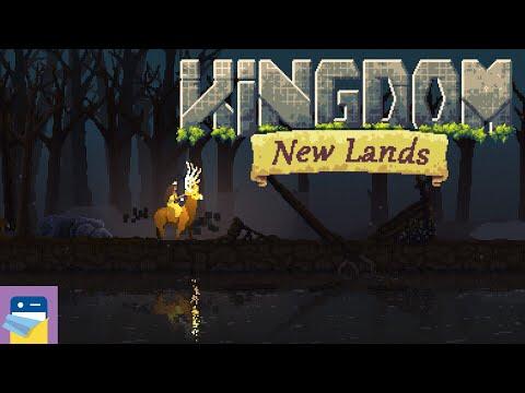 Kingdom: New Lands: iOS iPhone Gameplay Walkthrough (by Raw Fury)