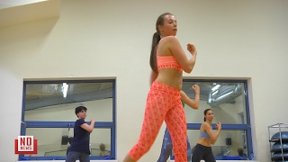 Zumba Strong: танец, бокс и фитнес