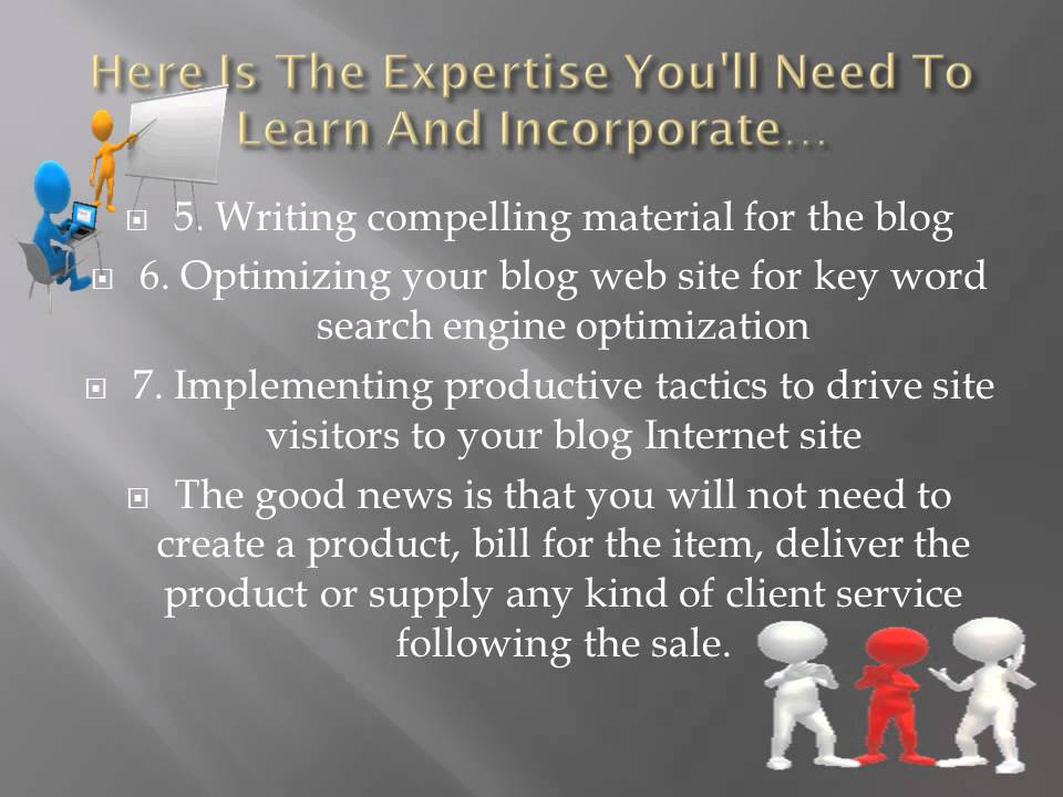 How To Write Blogs For Money In Only.wmv