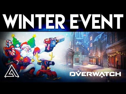 overwatch christmaswinter release date