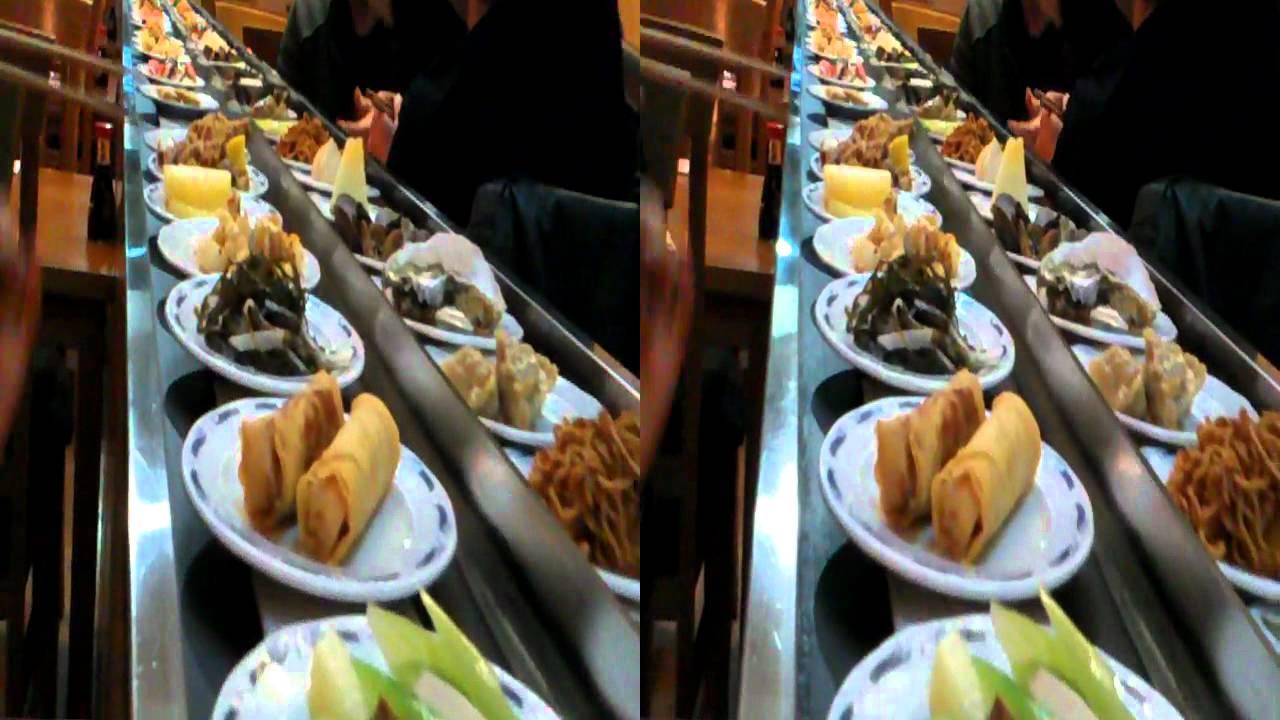 Buffet giratorio barcelona (in 3D where available) - YouTube