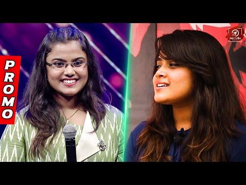 Kadal - Nenjukkule Song Live Performance | Rakshitha Interview Promo