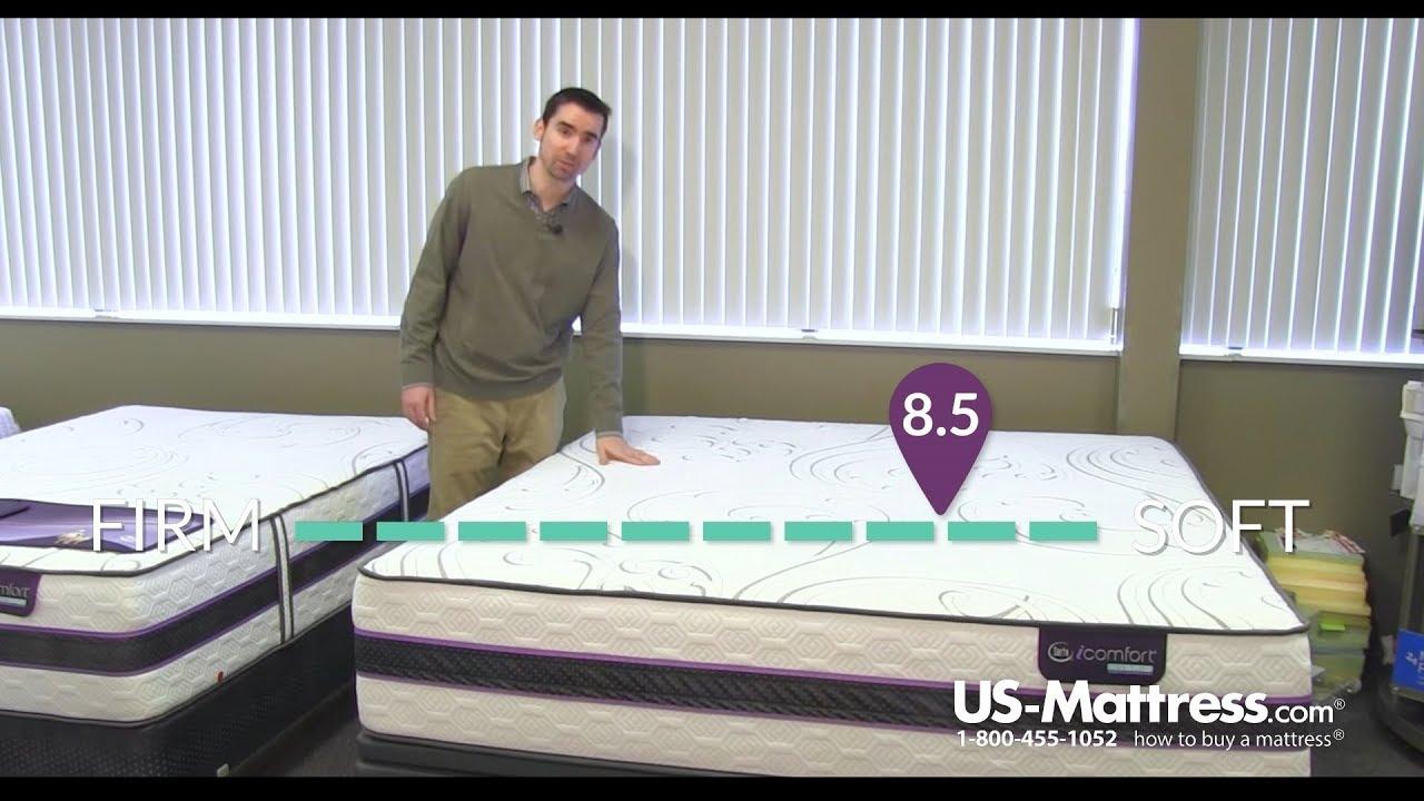serta icomfort hybrid hb500s ultra plush mattress expert review