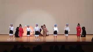 平成25年11月17日 町内文化祭「日高の夕べ」にて 同じ地区の同年代のお...