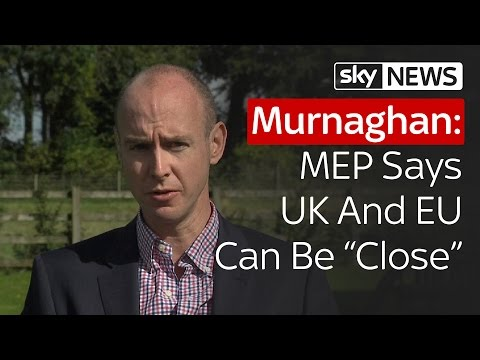 """Leave Campaigner: We Should Have """"Closest Relationship With EU"""""""