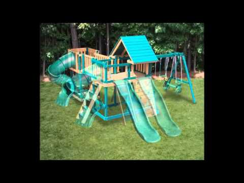 Congo Monkey Play Systems