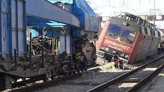 Същият локомотив от Хитрино е водил дерайлиралия влак в Пловдив