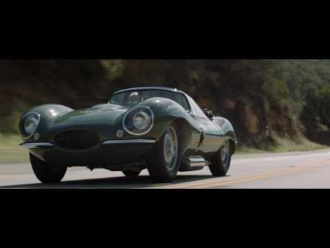 画像: New Jaguar XKSS Prototype Revealed in Los Angeles | JaguarUSA youtu.be