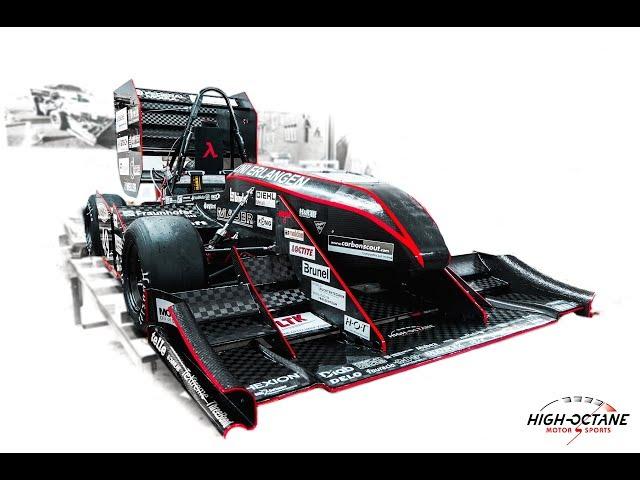 Manufacturing of a Formula Student Racecar | FAUmax lambda Fertigung