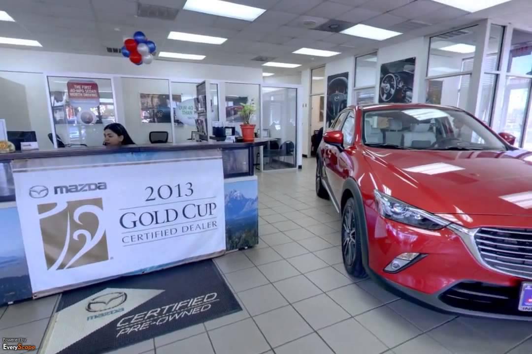 Ingram Park Mazda Car Dealership In San Antonio, TX 210 381 7532