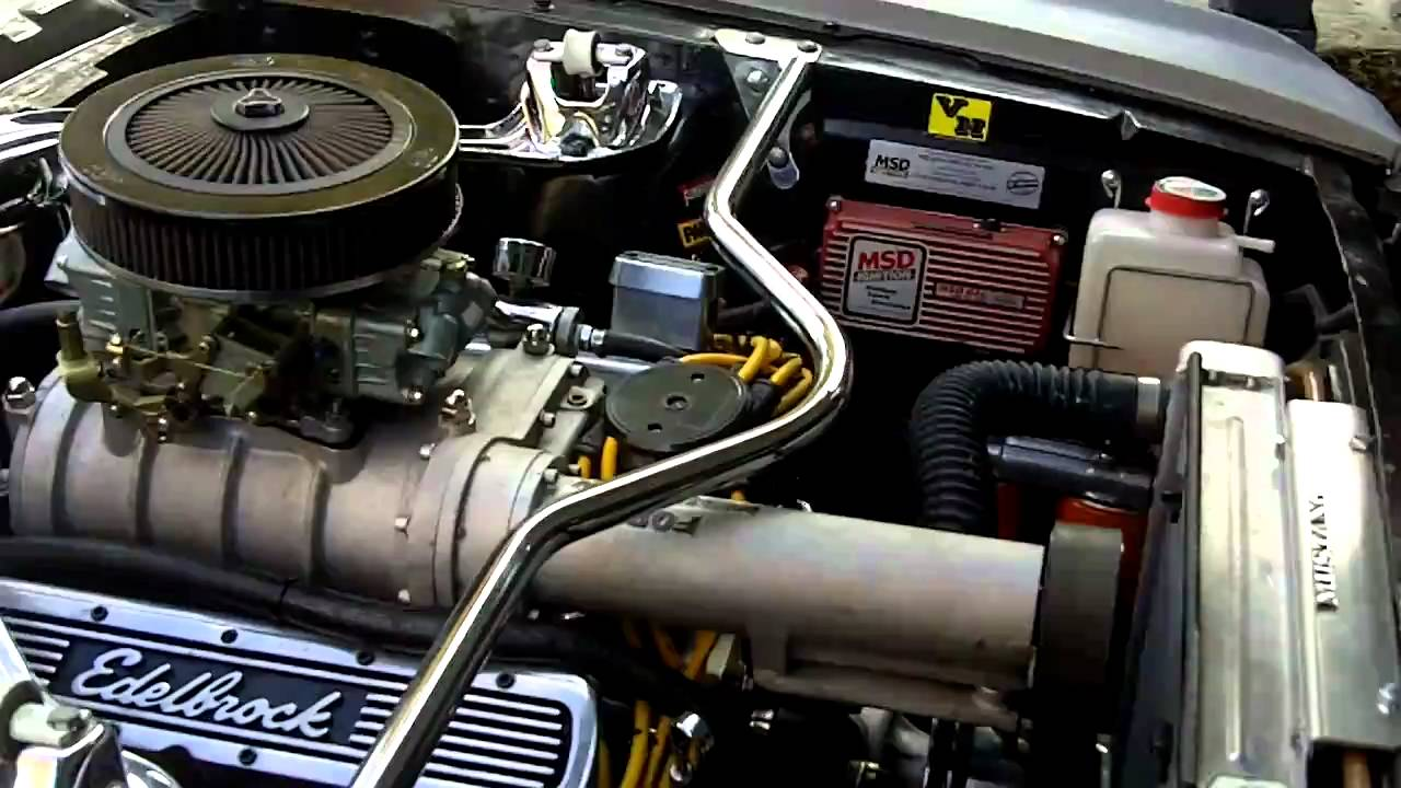 1966 Mustang Supercharged Youtube