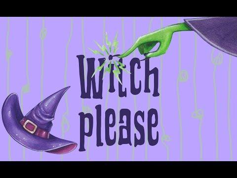 Hocus Prism 9 - Witch please! (Circa) otto libri sulle streghe