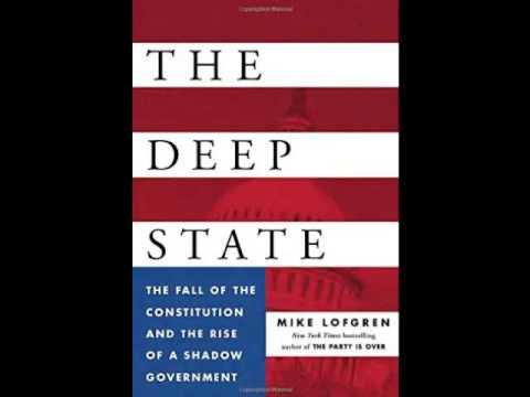 "Mike Lofgren author ""The Deep State"" radio interview with Doug Miles"