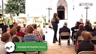 Seguimos con la gira de trabajo y apoyos desde el municipio de #Granados ✅
