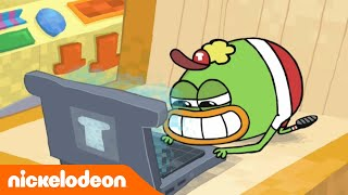 Хлебоутки | Следующий заказ | Nickelodeon Россия