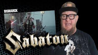 Baixar SABATON - Bismarck  (First Reaction)