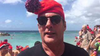Gerard Joling - Nieuwjaarsduik In Curacao