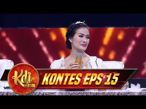 Mama Iis Dahlia Bilang Deilma Malam Ini BEST Banget - Kontes KDI Eps 15 (24/8)