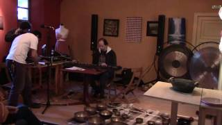 Live Improvised Music Pablo Arellano & Continuum Duet - Pawn the light (gyalogfény)