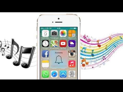 Suonerie su iphone senza itunes scaricare