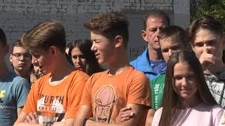 2021-09-08 г. Брест. Учебная эвакуация в СШ №10. Новости на Буг-ТВ. #бугтв